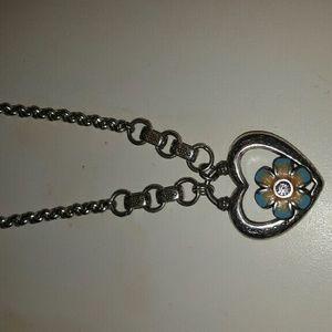 Brighton brighton badge holder neclace price firm for Brighton badge holder jewelry