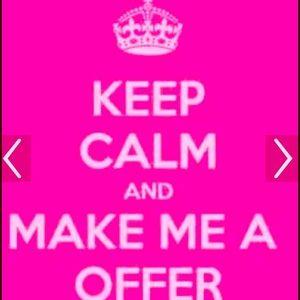 Make me a offer!!