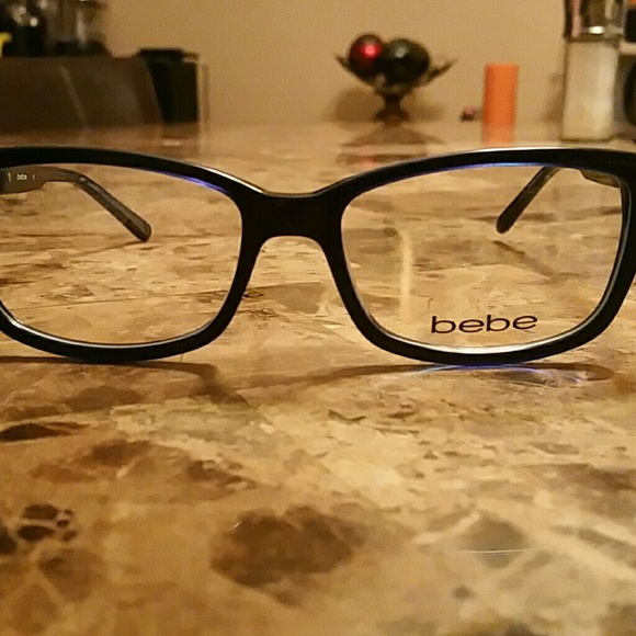 29% off bebe Accessories - bebe frames navy blue from La ...