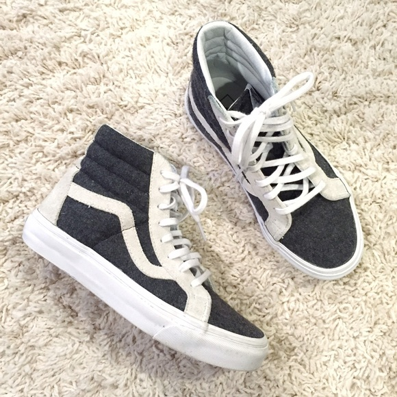cd6778da76 Madewell Shoes - Vans X Madewell Sk8-Hi High Tops