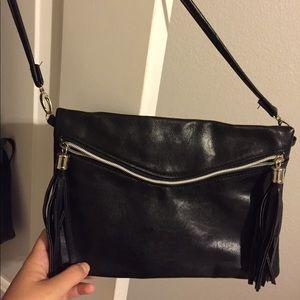 Long strap purse/clutch