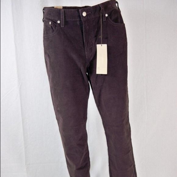 Popular Leviu0026#39;s | 511 Slim Fit Rich Brown Corduroy Pants | Nordstrom Rack