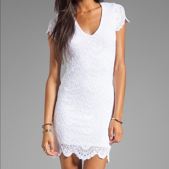 24b751758a Nightcap Dress Spanish Lace Deep V. M 56c33e2b5c12f8dd90083fd6