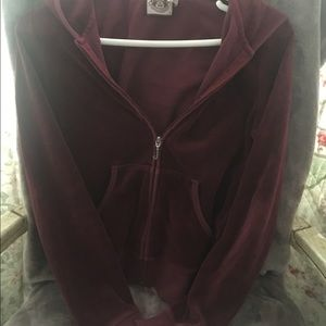 Small Juicy Couture Velour Jacket