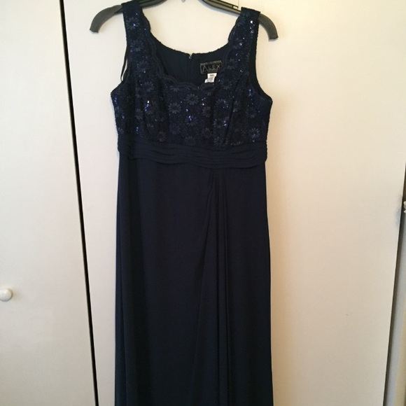 Nordstrom Dresses | Evening Gown With Jacket Petite Length | Poshmark