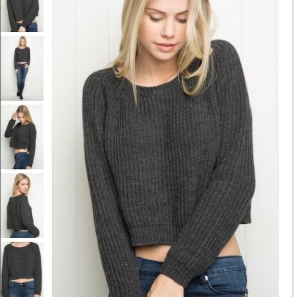 fa2c9fdb6cb RARE Brandy Melville Gwen Sweater