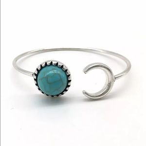 FLASH SALE Moon bangle Bracelet