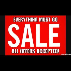 Shoes - Everything is on sale