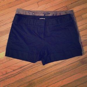 Size 12 EUC Express dress shorts