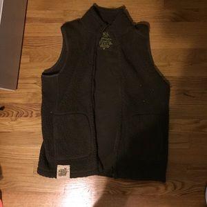 Life is Good Fleece Vest