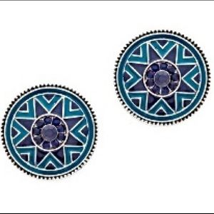 Corinna Sunburst Earrings