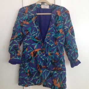 Vintage 80's blazer