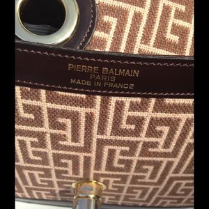 Pierre Balmain Handbags - Vintage Pierre Balmain Bag