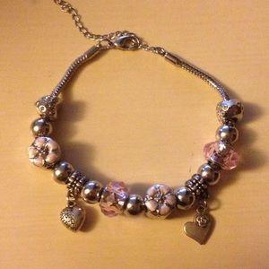 69 zales jewelry charm bracelet from charisse
