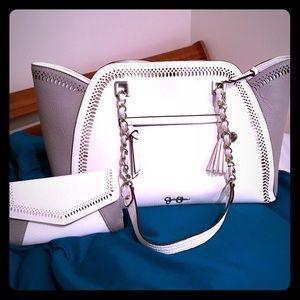 "Jessica Simpson ""Hazel"" Bag & Wallet"