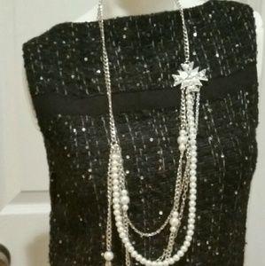 Sparkles! Tweed Dress