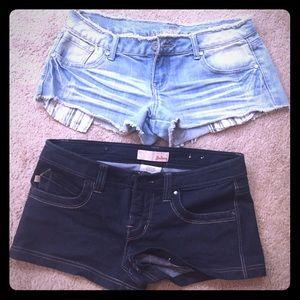 Shorts/2 pairs