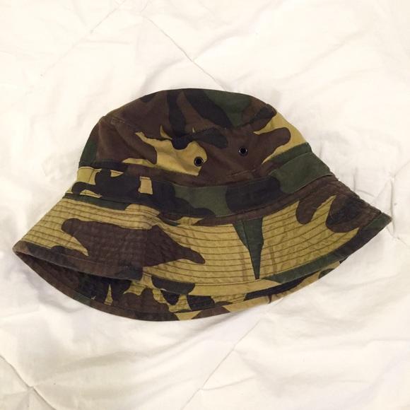 0ab5a8b1252 Camouflage Bucket Hat. M 56c4083cd14d7b8105017e55