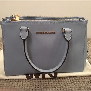 Michael Kors Sutton Satchel Small