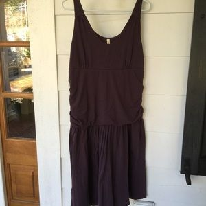 Old Navy -Deep purple- Maternity Sundress