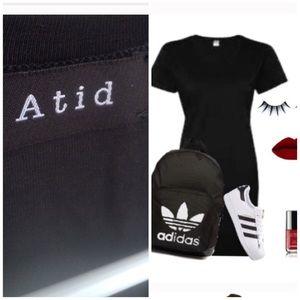 Atid Clothing Dresses & Skirts - Atid V Neck Dress