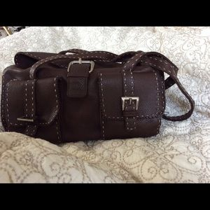 Beautiful Carla Mancini leather purse