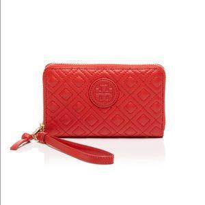 Tory Burch Handbags - ❤️BNWT- Red Tory Burch wristlet