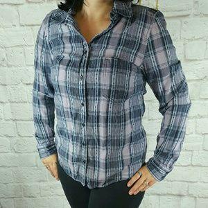  Gap Button Down Shirt size L
