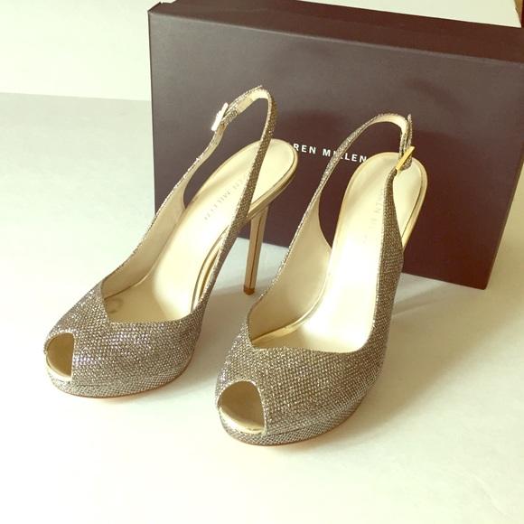 0ebc4779b9 Karen Millen Shoes - Karen Millen Glitter Heels