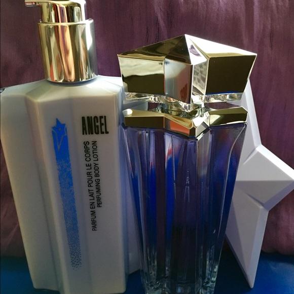 Other Angel Eau De Parfume 34 Angel Body Lotion 200ml Poshmark