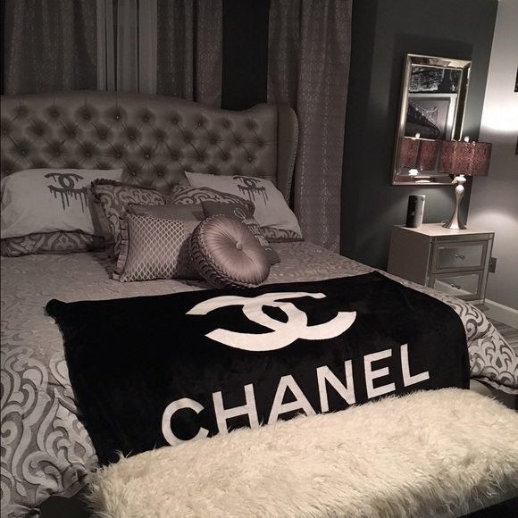 Chanel Accessories Blanket Poshmark