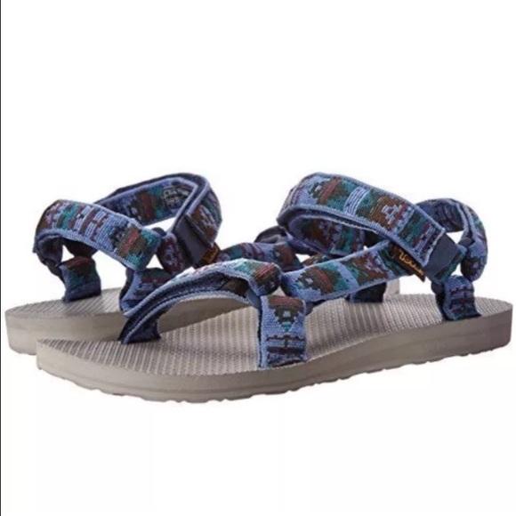 43c1f6ee1 TEVA men s universal woolrich sandals