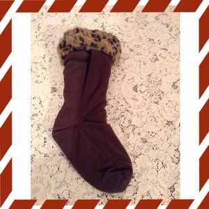 Steve Madden boot socks Firm
