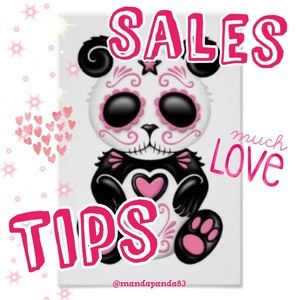 Poshmark Sales Tips! 💖🐼💖