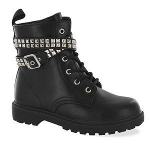 Gotta Flurt Shoes - Gotta Flurt Combat Shoes