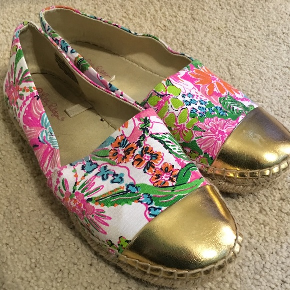 b50e18b15e9 Lilly Pulitzer for Target Shoes - Lilly Pulitzer for Target nosey posey  espadrilles