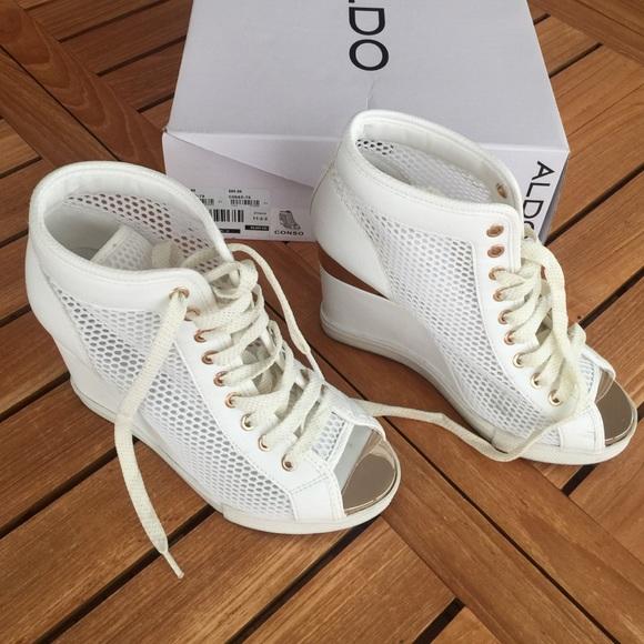 Aldo Shoes | Aldo Peep Toe Wedge