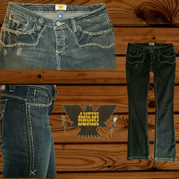 antik batik 1 week only sale antik denim bootcut jeans. Black Bedroom Furniture Sets. Home Design Ideas