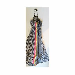 Worn once stripped maxi
