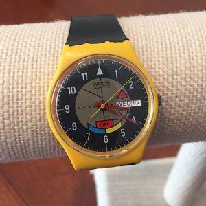 Swatch Accessories - Original swatch watch 1985