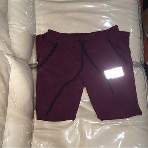 b1d0c5fd2e8c7 VS PINK Reflective Skinny Collegiate Pants