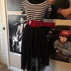 Dresses & Skirts - Black Tulle Skirt.