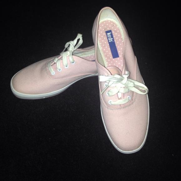 Size 7 Light Pink Keds | Poshmark