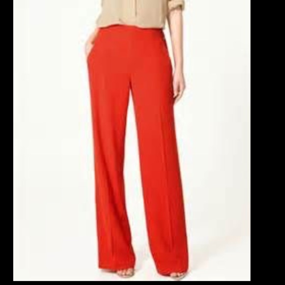 76% off Zara Pants - ZARA Side snap Wide leg pants from Virginia's ...