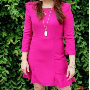 Dresses & Skirts - Pink Mini Dress
