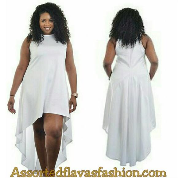 7d714ece5a18 AFF Dresses | All White Air Dress | Poshmark
