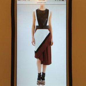 J. Mendel Dresses & Skirts - J Mendel Flawless Contemporary Dress- very unique!