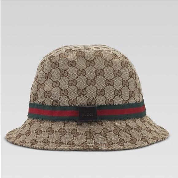 Gucci Accessories - Gucci -cc logo pedora hat 8b781d58d13