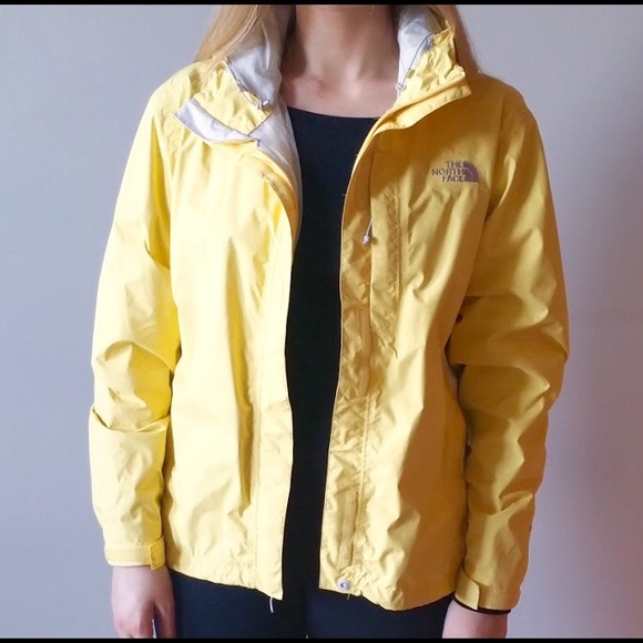 The North Face Women s Venture Jacket Yellow. M 56c54f72713fdef551006561 a01f34892