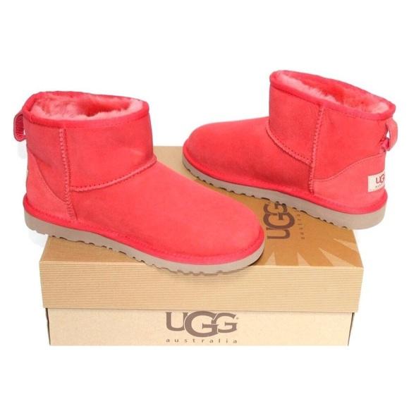 Final Price Drop Redpink Kids Uggs